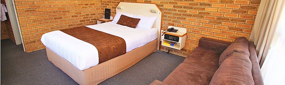 Garden City Motor Inn - for friendly service in Toowoomba