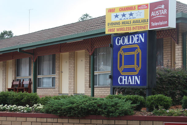 3.5 Star Accommodation - Toowoomba